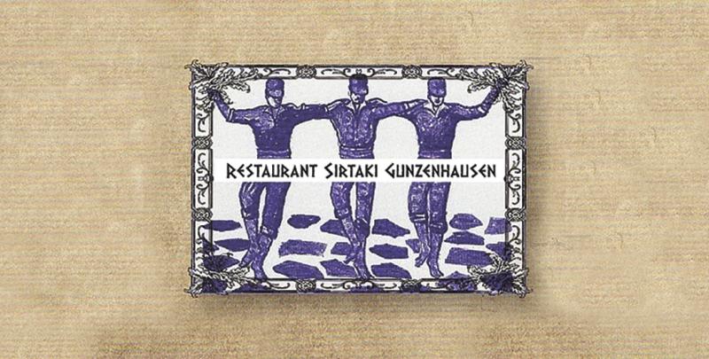 Griechisches Restaurant Sirtaki