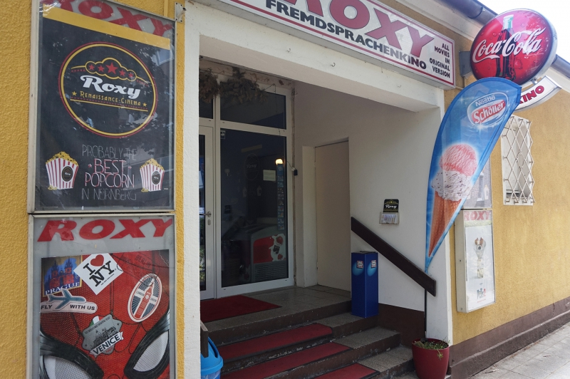 Roxy Kino Nürnberg