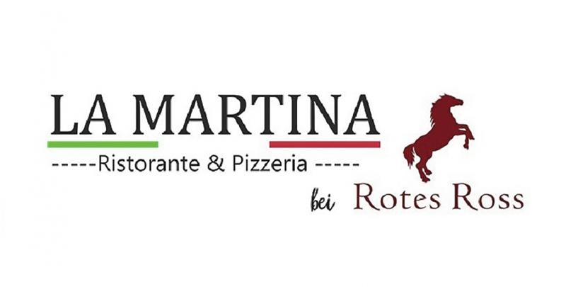 Ristorante Pizzeria La Martina bei