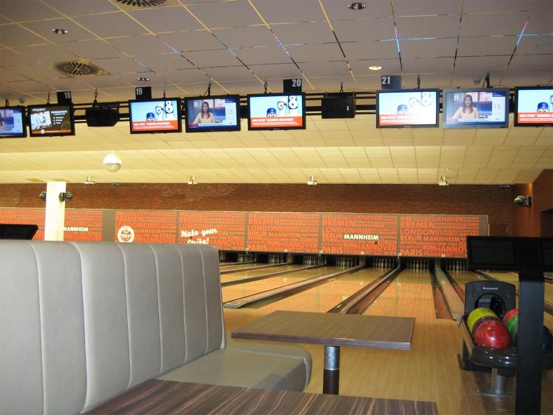 Bowling In Mannheim