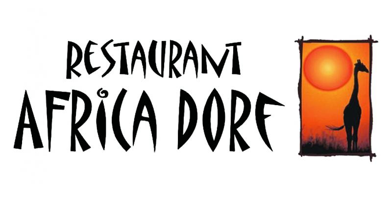 Restaurant Africa Dorf