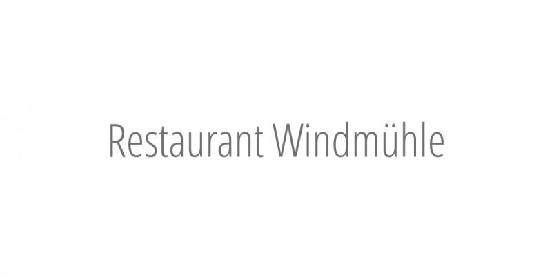Restaurant Windmühle