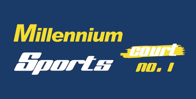 Millennium Sports Court no. 1