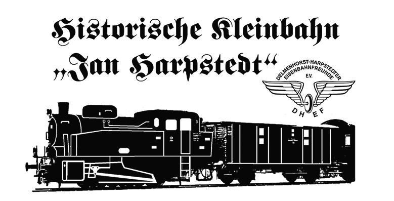 """Historische Kleinbahn """"Jan Harpstedt"""""""