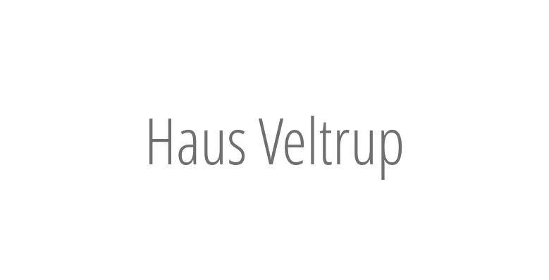 Haus Veltrup