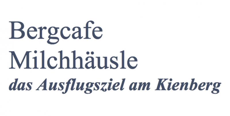 Bergcafe Milchhäusle