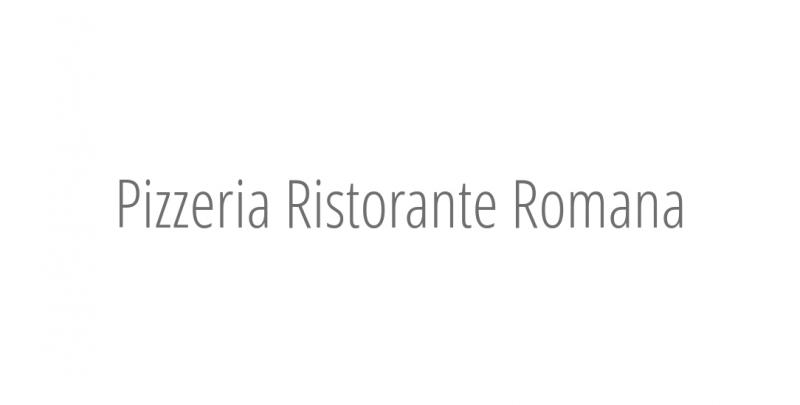 Pizzeria Ristorante Romana