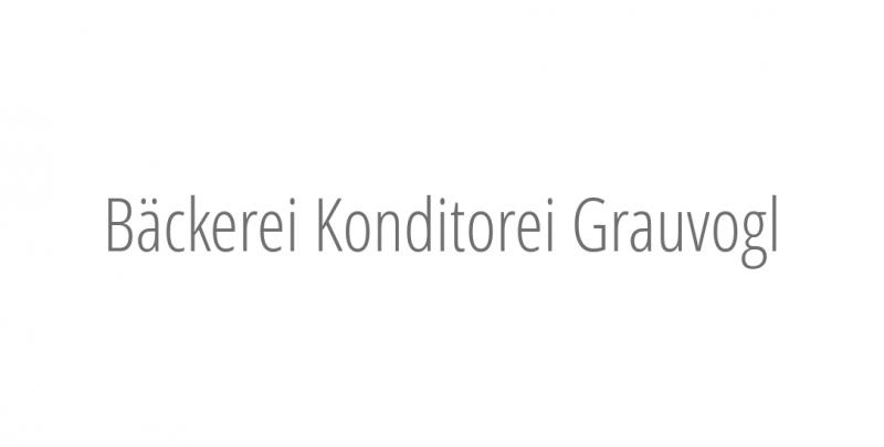 Bäckerei Konditorei Grauvogl